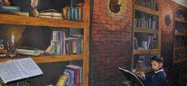 Під ніжну мелодію флейти у Тернополі стартував шостий Бібліофест
