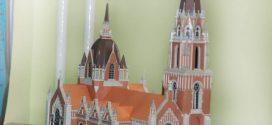 У центрі Тернополя встановлять макет зруйнованого парафіяльного костелу (ФОТО)