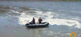 <strong>Знайшли хлопчика і вчителя, які потонули у Дністрі на Тернопільщині (ВІДЕО)</strong>