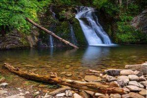 водоспад карпати