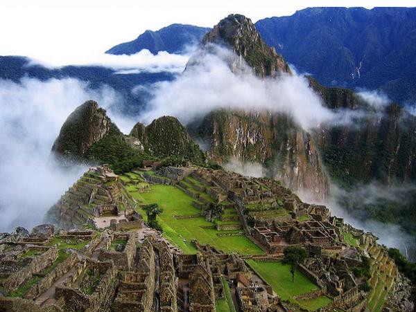 Мачу-Пікчу, Перу
