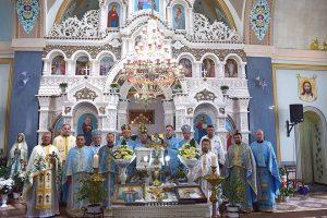 Тютьків церква іконостас