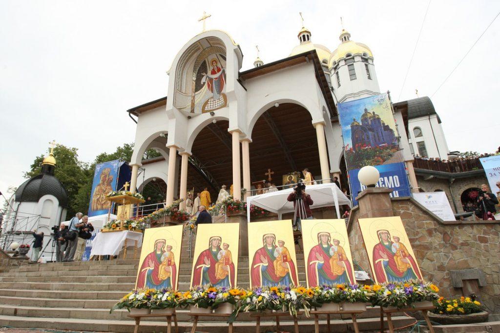 ікони Зарваниця