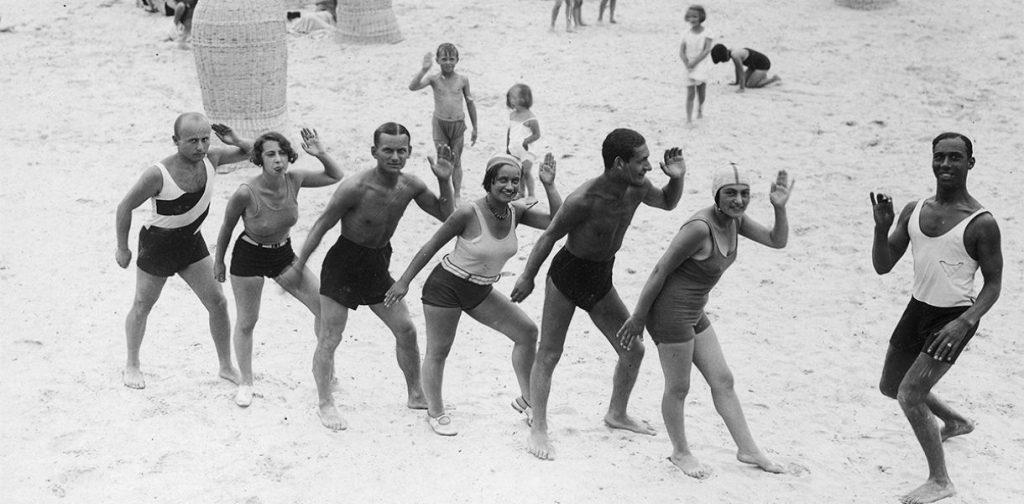 пляж 1930-ті рр.
