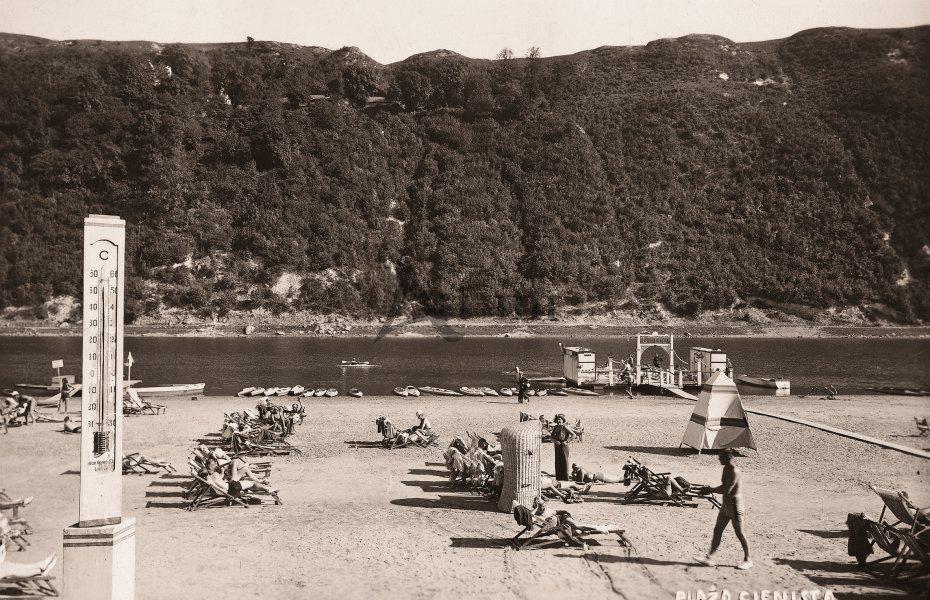 пляж Трускавець
