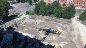 Тернопіль церква будівництво