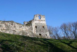 Токівський замок