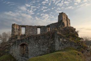 Токи замок