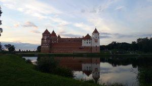 Білорусь замок