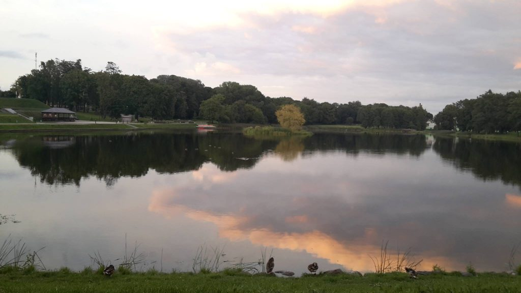 Білорусь озеро