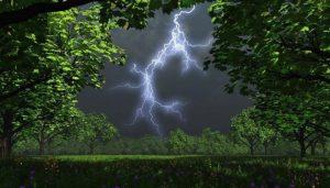 погода гроза Тернопіль