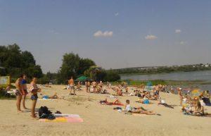 Тернопіль пляж
