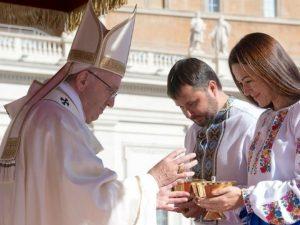 Гуда Ватикан Папа римський