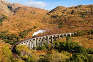Гленфіннан Віадук, Шотландія