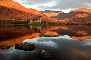 Замок Kilchurn, Шотландія