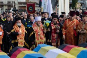 На Тернопільщині перепоховали жертв «Ягільницької трагедії» (ФОТО)