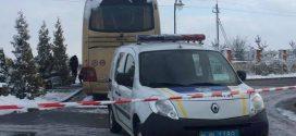Поблизу Львова підірвали автобус, яким подорожували громадяни Польщі