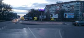 """При в'їзді у Тернопіль облаштували іще одне """"Збаразьке кільце"""" (ФОТО)"""