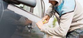 У Тернополі за одну ніч злодії почистили три автомобілі