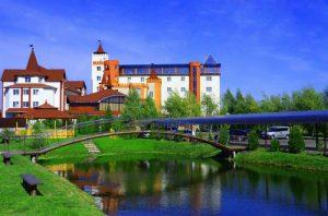 замок Вишеград