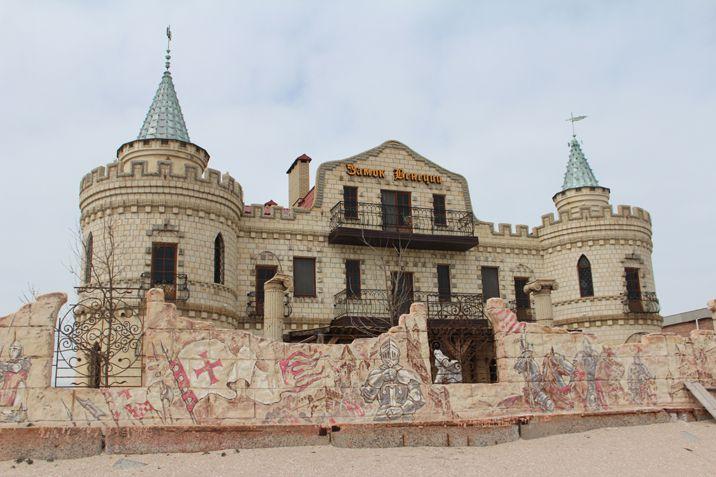 готель Замок Венеції