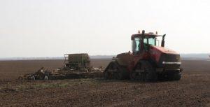 трактор посівна