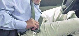 У Раді готуються підвищити штрафи за ремінь безпеки до 850 гривень