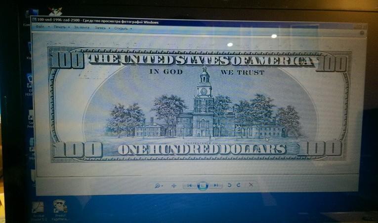 фальшиві долари
