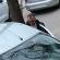 У центрі Тернополя обікрали автомобіль. Є відео крадіжки