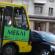 У центрі Тернополя маршрутка зіткнулася із автівкою (ВІДЕО)