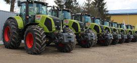 Об'єднаний агрохолдинг CFG/«МРІЯ» продовжує нарощувати технічні потужності