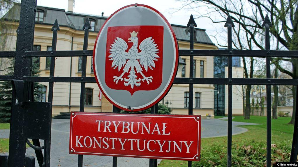 суд, Польща