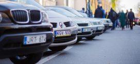 Зеленський пропонує ще раз відтермінувати штрафи для євробляхерів