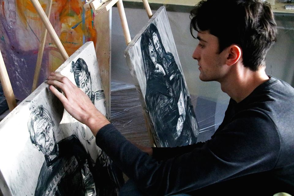 картини, виставка