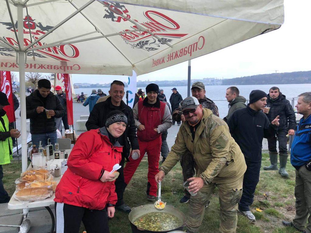 Опілля, риба, Тернопільське озеро