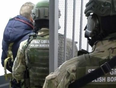 затримання українця на кордоні