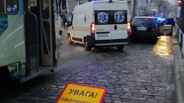 Львів, ДТП