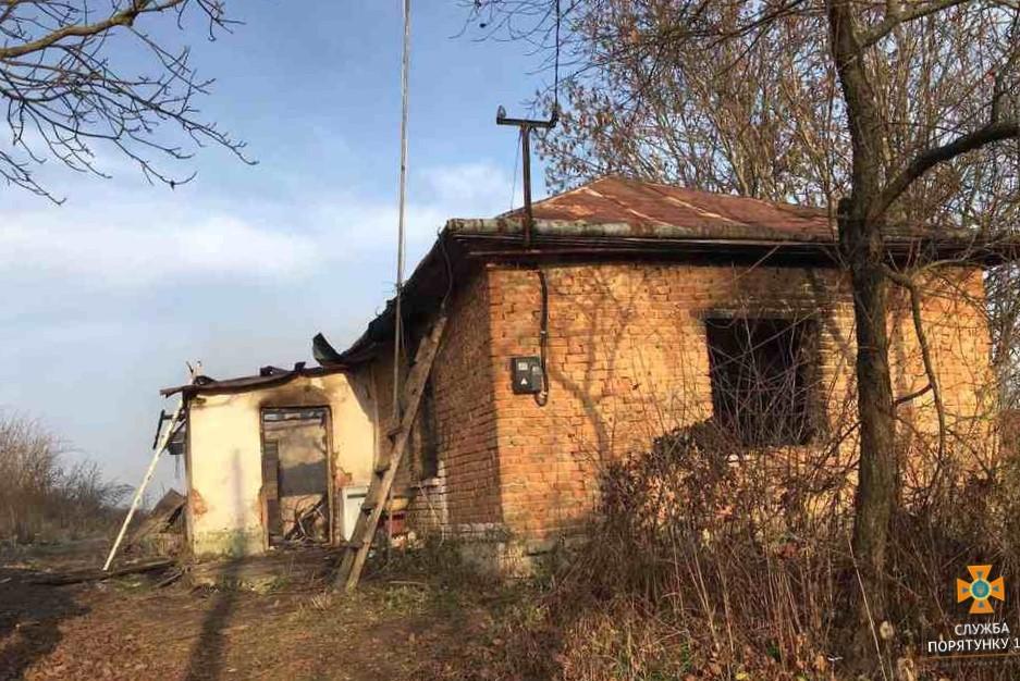 пожежа, Тернопільщина