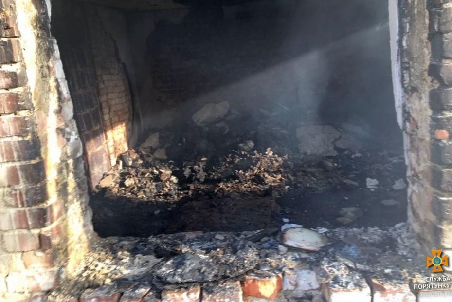 пожежа, Тернопільська область