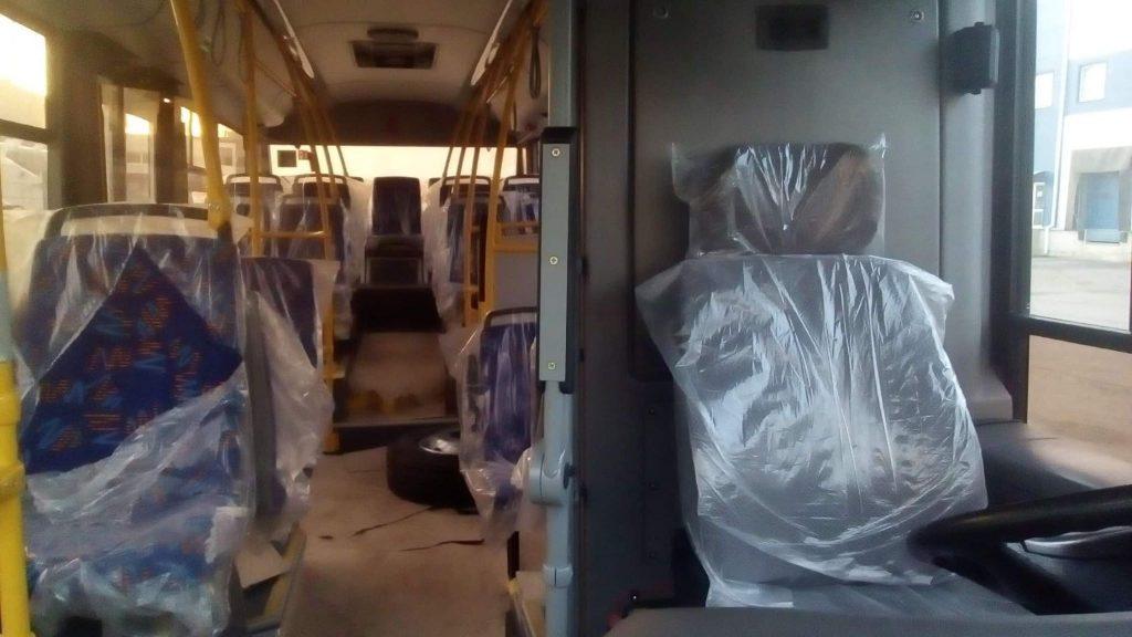 автобус Тернопіль