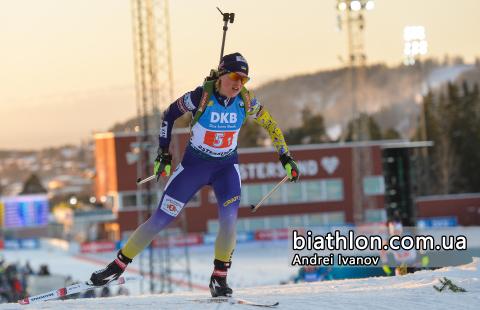 біатлон Україна