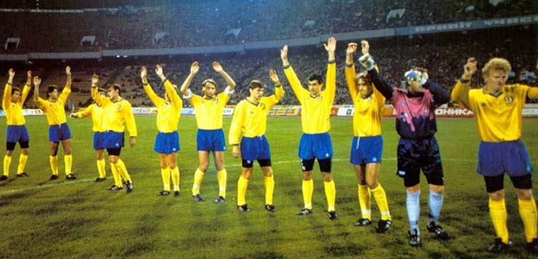 київське Динамо - цікаві факти