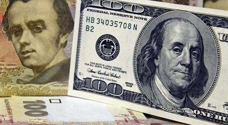 долар, курс валют