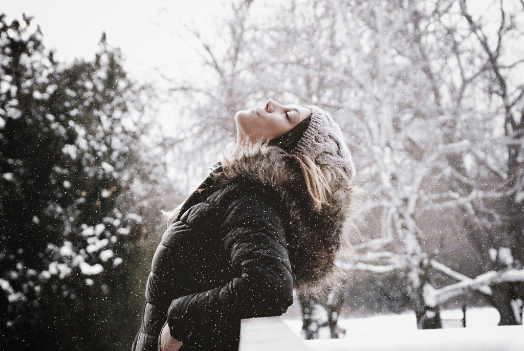 сніг, зима, погода