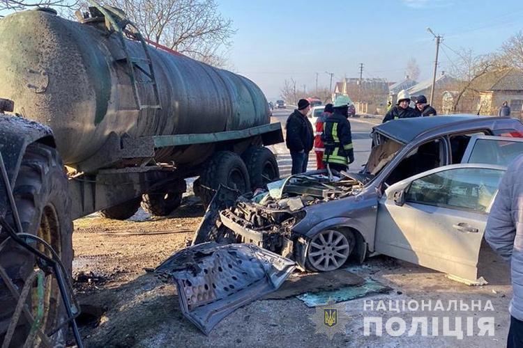 аварія Нижні Луб'янки