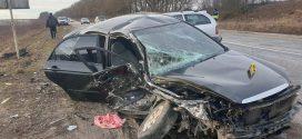<strong>У лікарні помер водій, який 13 січня потрапив в аварію поблизу Тернополя</strong>