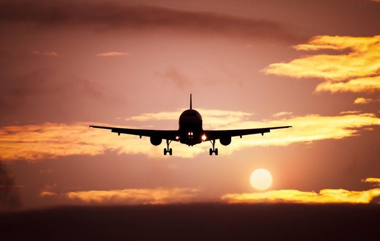 літак із Китаю