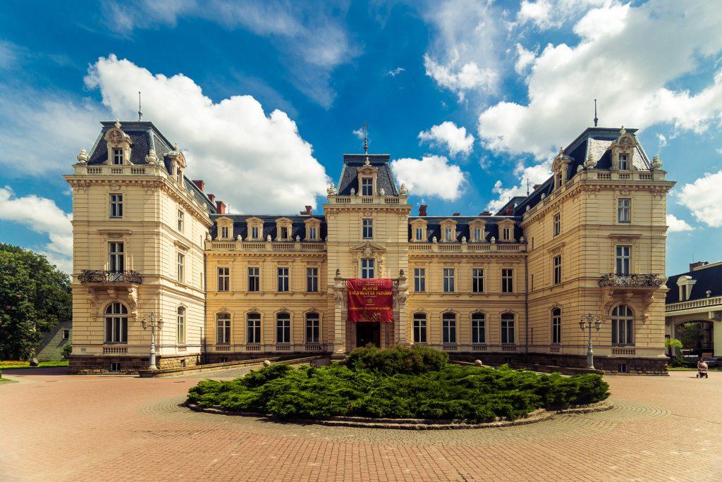 Палац Потоцьких у Львові