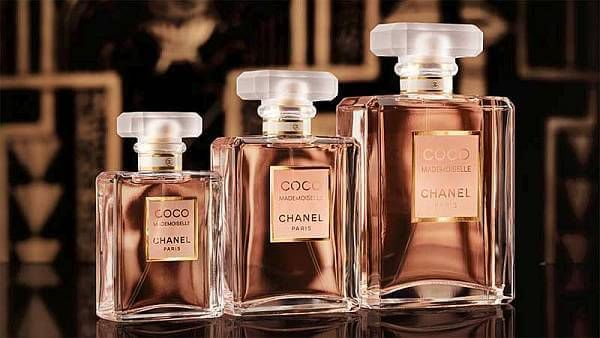 элитный женский парфюм