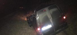 На Кременеччині ДТП з потерпілими: водій на легківці в'їхав у КамАз (ФОТО)